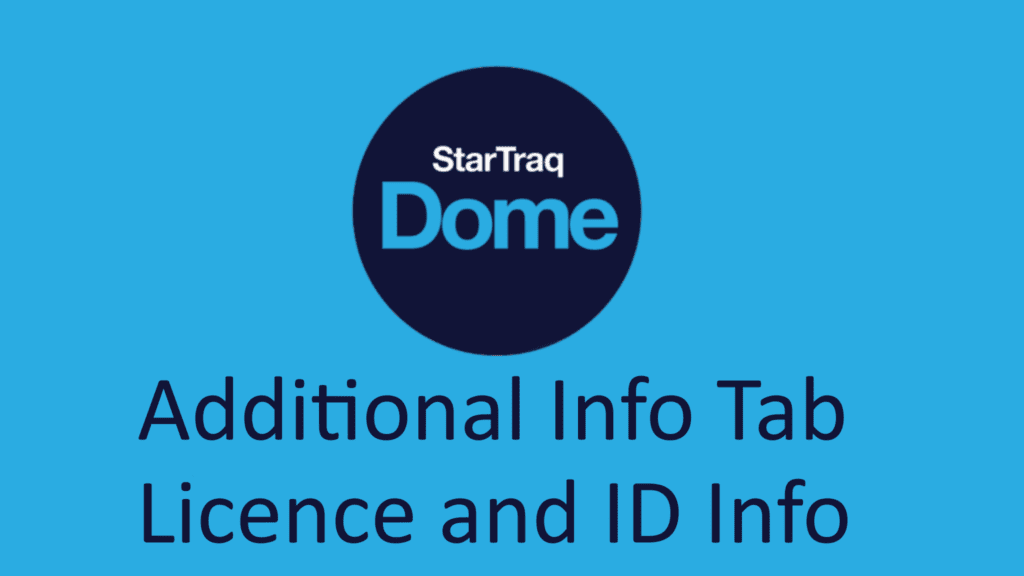 03. Licence and ID Overview (0:34)