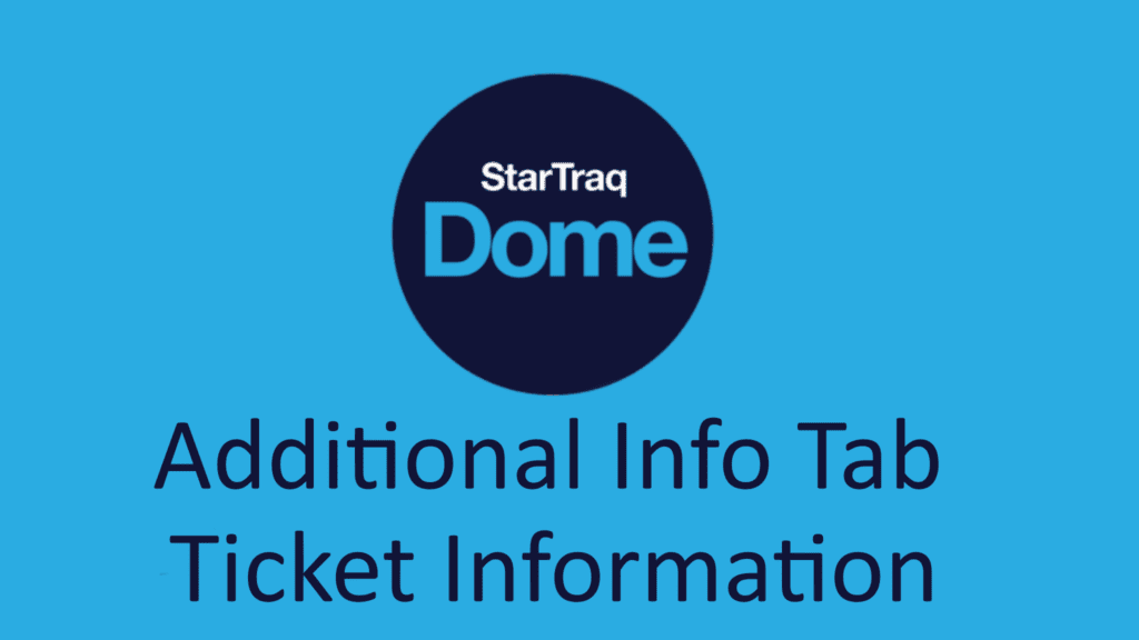 04. Ticket Information Overview (0:49)