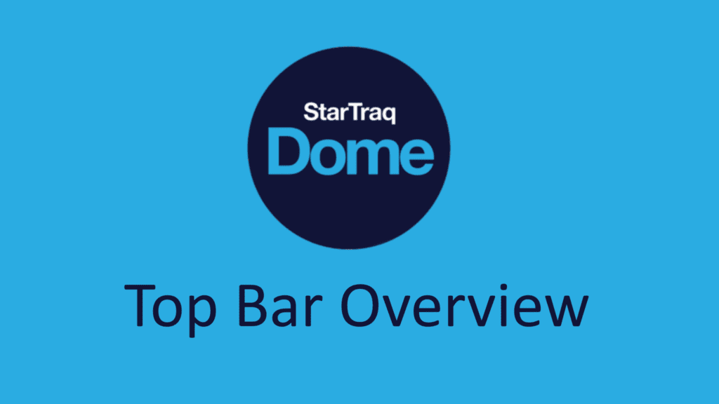 01. Top Bar Overview (0:38)
