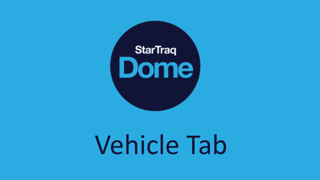 05. Vehicle Tab Overview (0:59)