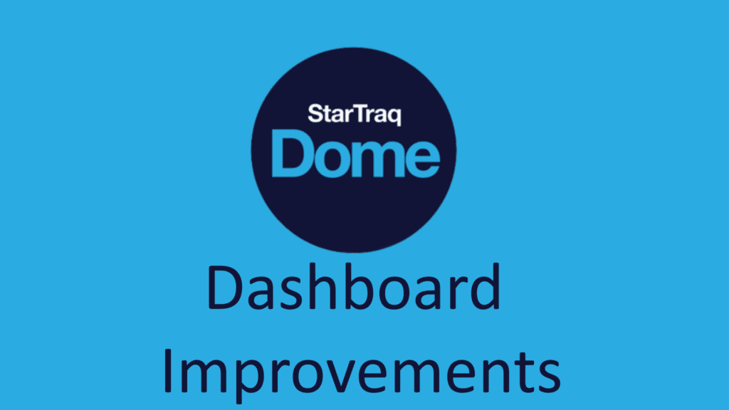 Dashboard Improvements (03:00)